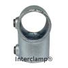 Interclamp 101 Short Tee Tube Clamp Fitting - Alternative Angle 1