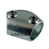 Interclamp 124 Variable Angle Elbow Tube Clamp Fitting - Alternative Angle 1