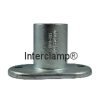 Interclamp 132 Railing Base Flange Tube Clamp Fitting - Side View