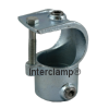 Interclamp 135 Clamp-on Tee Tube Clamp Fitting - Side View