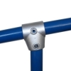 Interclamp 153 Slope Short Tee Tube Clamp Fitting