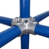 Interclamp 158 Centre Cross Tube Clamp Fitting
