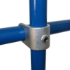 Interclamp 160 Clamp-on Crossover Tube Clamp Fitting