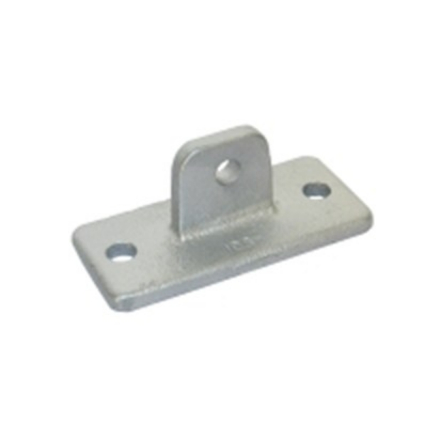 Interclamp 169M Swivel Base Flange Male Part Tube Clamp Fitting