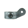 Interclamp 172M Offset Single Swivel Socket Male Part Tube Clamp Fitting - Side View