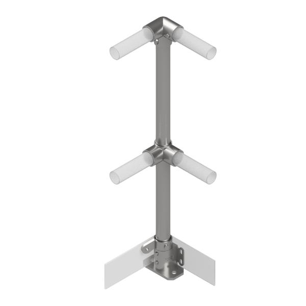 4030D48-FL-04 - Corner Post